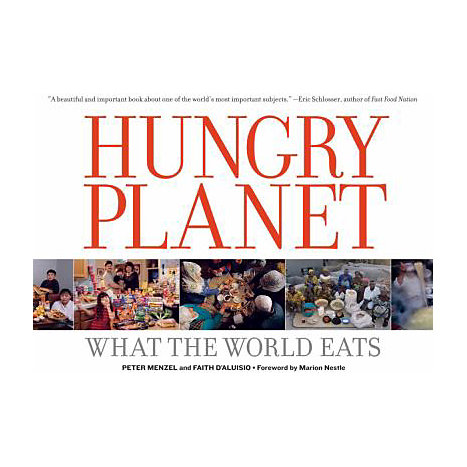 ISBN: 9781580086813, Title: Hungry Planet: What the World Eats