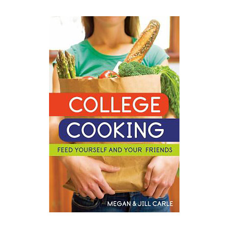 ISBN: 9781580088268, Title: COLLEGE COOKING