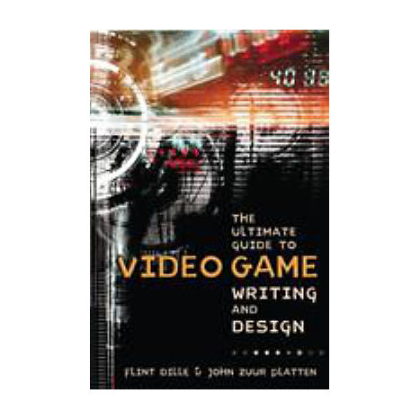 ISBN: 9781580650663, Title: ULT GT VIDEO GAME WRITE &DESIG