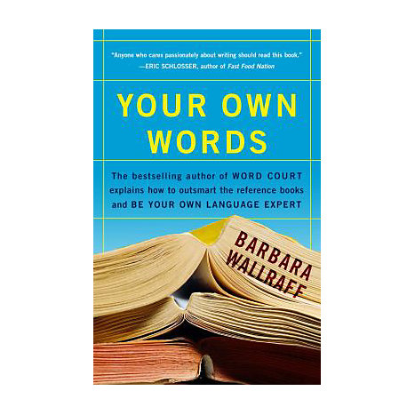 ISBN: 9781582432830, Title: YOUR OWN WORDS