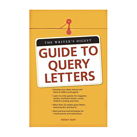 ISBN: 9781582975665, Title: WRITERS DIGEST GT QUERY LETTER
