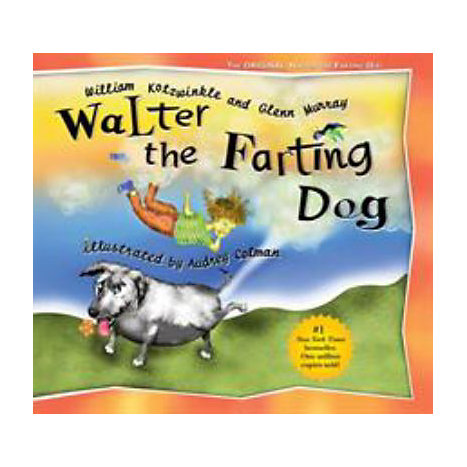 ISBN: 9781583940532, Title: WALTER, FARTING DOG