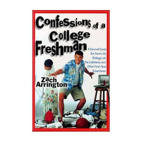 ISBN: 9781589196605, Title: CONFESSIONS OF A COLLEGE FRESH