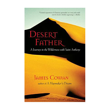 ISBN: 9781590302378, Title: DESERT FATHER  JOURNEY IN WILD