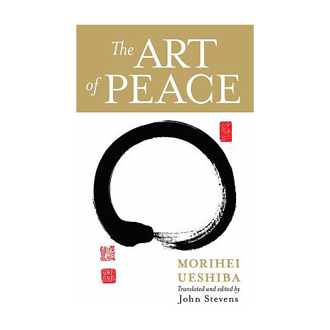ISBN: 9781590304488, Title: ART OF PEACE  TEACHINGS OF THE