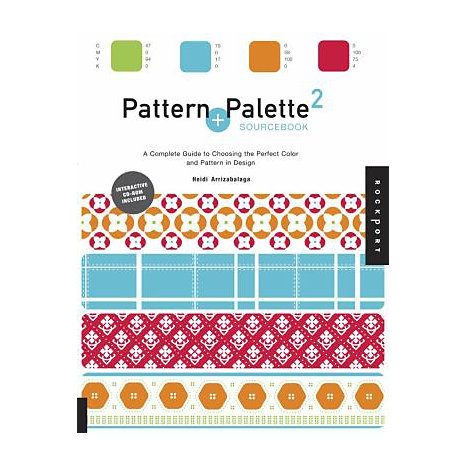 ISBN: 9781592533176, Title: PATTERN + PALETTE SOURCEBOOK 2