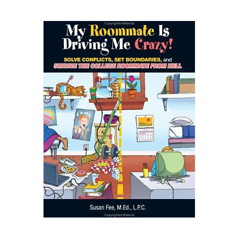 ISBN: 9781593372699, Title: MY ROOMMATE IS DRIVING ME CRAZ