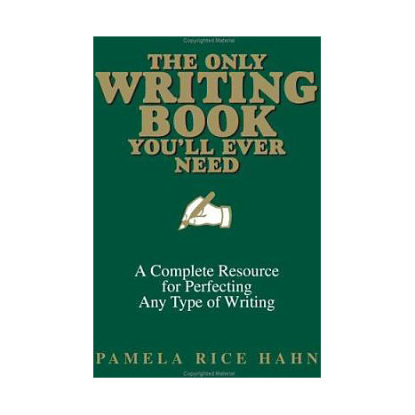 ISBN: 9781593372743, Title: ONLY WRITING BOOK YOU'LL EVER