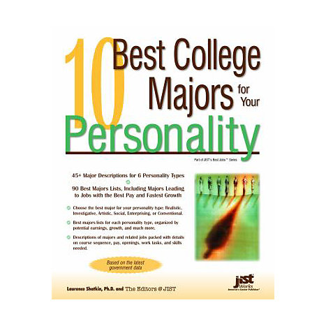 ISBN: 9781593575472, Title: 10 BEST COLLEGE MAJORS YOUR PE
