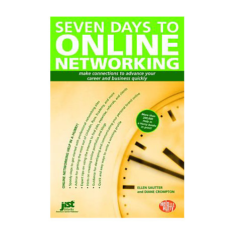 ISBN: 9781593575502, Title: SEVEN DAYS TO ONLINE NETWORKIN