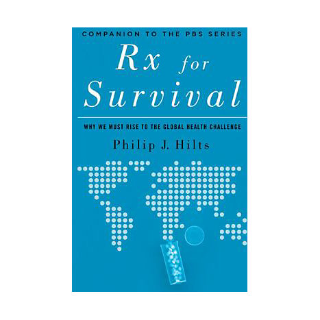 ISBN: 9781594200700, Title: RX FOR SURVIVAL