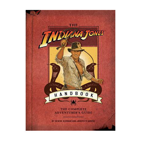 ISBN: 9781594742217, Title: INDIANA JONES HANDBOOK