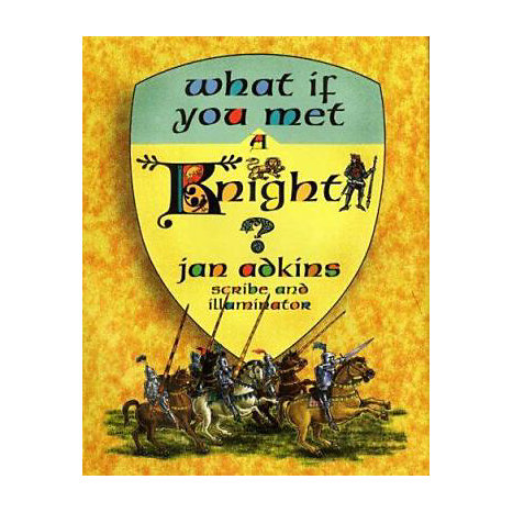 ISBN: 9781596431485, Title: What If You Met a Knight?