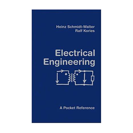 ISBN: 9781596932449, Title: Electrical Engineering: A Pocket Reference