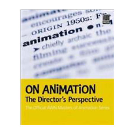 ISBN: 9781598634075, Title: ON ANIMATION DIR PERSPECTIVE