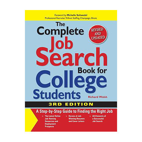 ISBN: 9781598693218, Title: COMP JOB SEARCH COLLEGE STUD 3