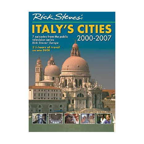 ISBN: 9781598800654, Title: 2000-2007 RICK STEVES ITALY'S
