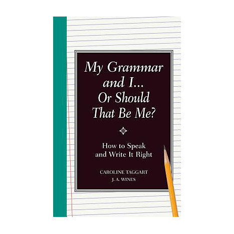 ISBN: 9781606520260, Title: MY GRAMMAR AND I