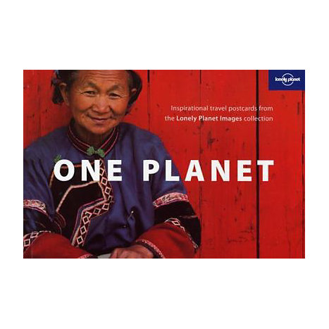 ISBN: 9781741044539, Title: ONE PLANET POSTCARD BOOK