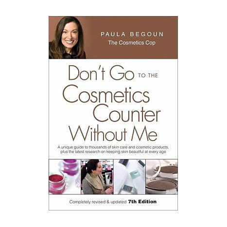 ISBN: 9781877988325, Title: Don't Go to the Cosmetics Counter Without Me