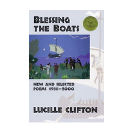 ISBN: 9781880238882, Title: BLESSING THE BOATS: NEW & SELE