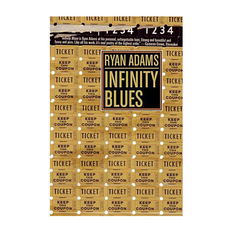 ISBN: 9781933354743, Title: INFINITY BLUES