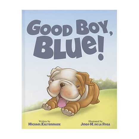 ISBN: 9781937406806, Title: GOOD BOY BLUE