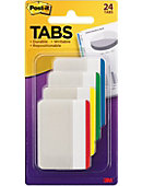 Post-it Tabs 24 Tabs/Pack