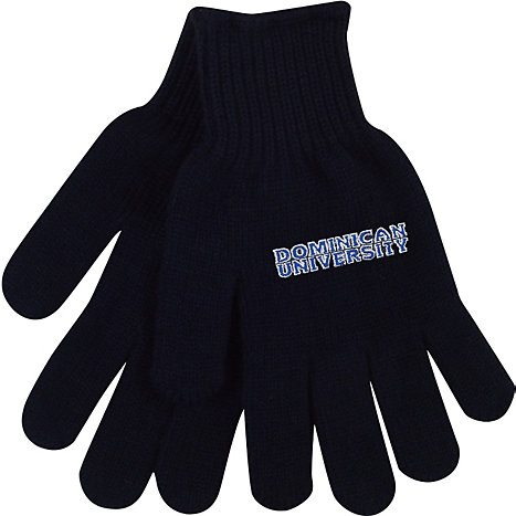 Product: Dominican University Knit Glove