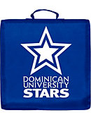 Dominican University Stars Stadium Cushion