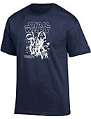 Dominican University Stars Star Wars T-Shirt