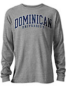 Dominican University Long Sleeve Victory Falls T-Shirt