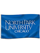 North Park University 3' x 5' Flag