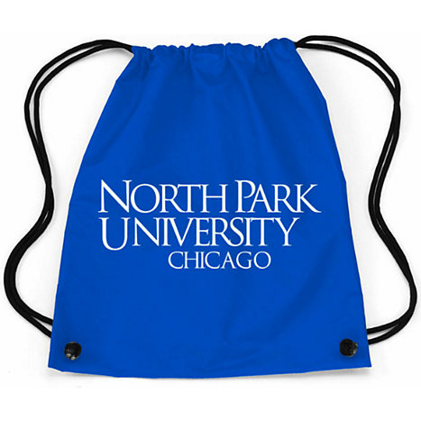 Product: North Park University Nylon Equipment Carrier Bag