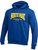North Park University Youth Hooded Sweatshirt
