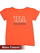 University of Texas San Antonio Roadrunners Toddler Girls' T-Shirt