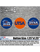 University of Texas San Antonio Roadrunners 3-Pack Mini Button