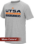 Adidas University of Texas San Antonio Football Practice T-Shirt