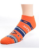 University of Texas San Antonio Women's No-Show Aztec Socks