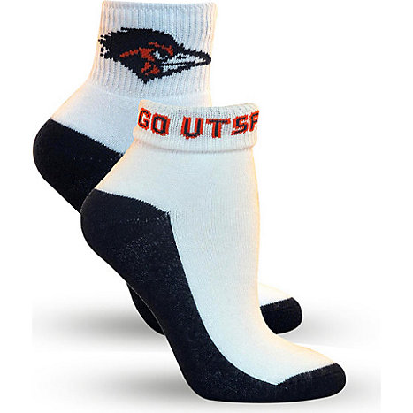 Product: Go UTSA Runners Fliptop Socks