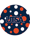 University of Texas San Antonio Roadrunners 3 in. Button Magnet