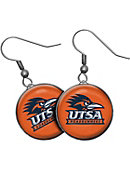 University of Texas San Antonio Roadrunners Earrings
