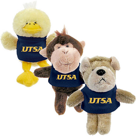Product: University of Texas San Antonio Plush Magnet