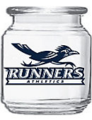 University of Texas San Antonio 16 oz. Glass Jar