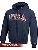 University of Texas San Antonio Roadrunners Full Zip Hooded Sweatshirt