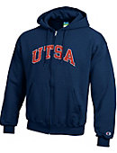 University of Texas San Antonio Full-Zip Hooded Sweatshirt