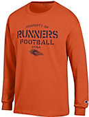 University of Texas San Antonio Roadrunners Football Long Sleeve T-Shirt