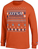 University of Texas San Antonio Roadrunners Ugly Sweater Long Sleeve T-Shirt