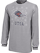 University of Texas San Antonio Roadrunners Youth Christmas Long Sleeve T-Shirt