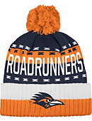 University of Texas San Antonio Cuffed Pom Knit Cap